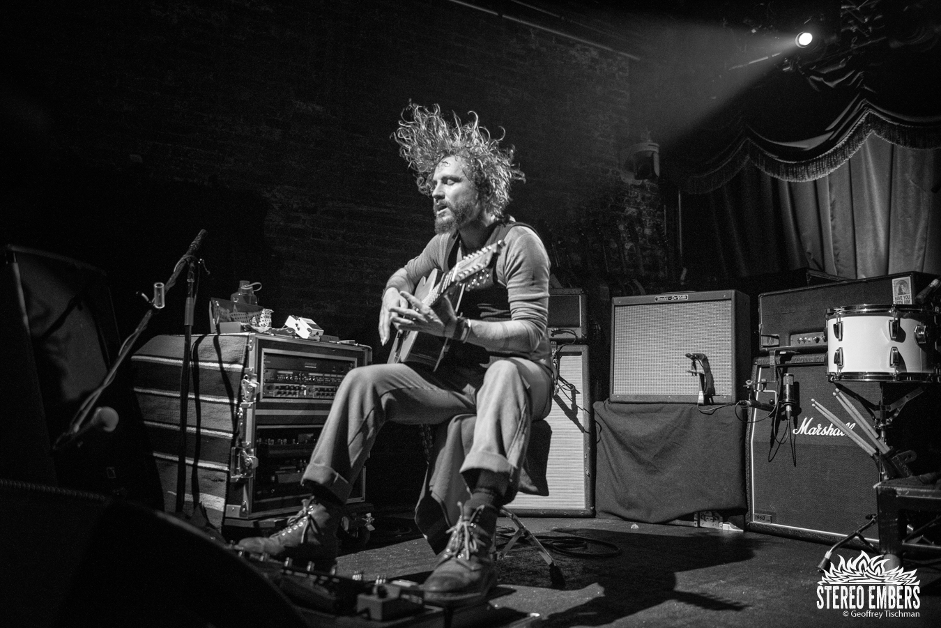 The John Butler Trio Live At The Brooklyn Bowl