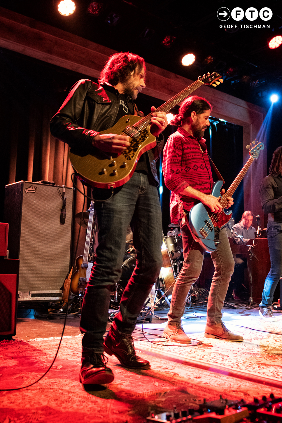 The Magpie Salute Live At The Fairfield Theatre Company