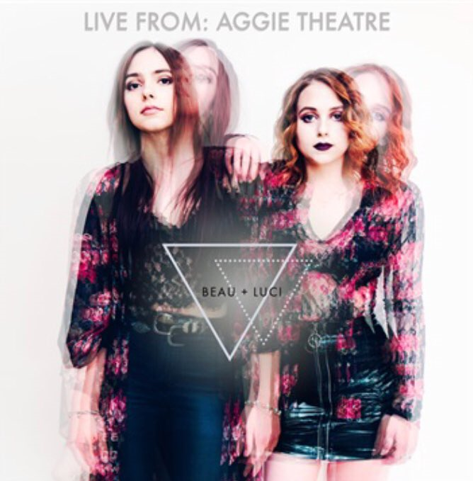 Ten Shades Above Transfixing: Beau + Luci's Live From Aggie Theatre