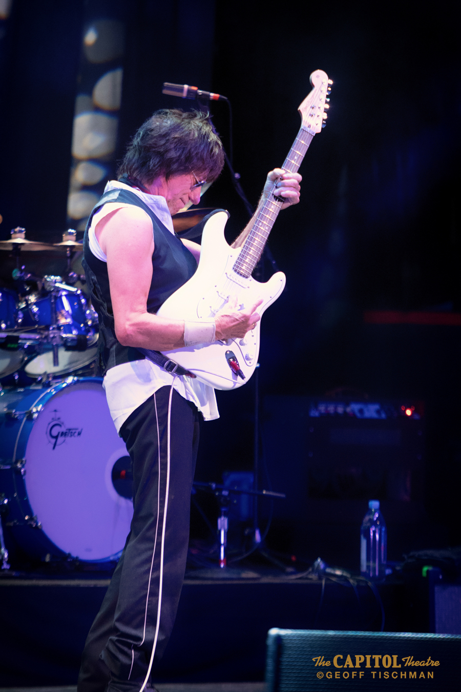 Jeff Beck Lights Up The Capitol Theatre