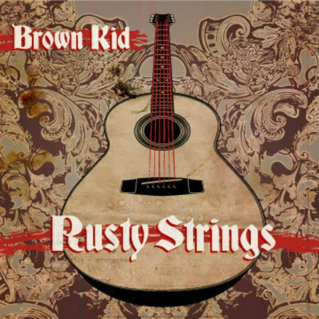 Rootsy Surf Hymns: Brown Kid's Rusty Strings