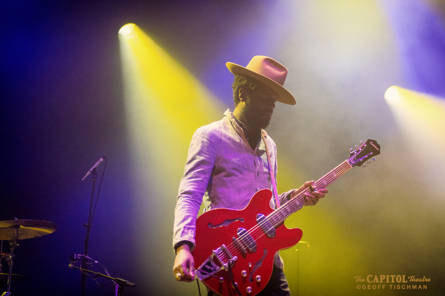 Gary Clark Jr. Live At The Capitol Theater, New York