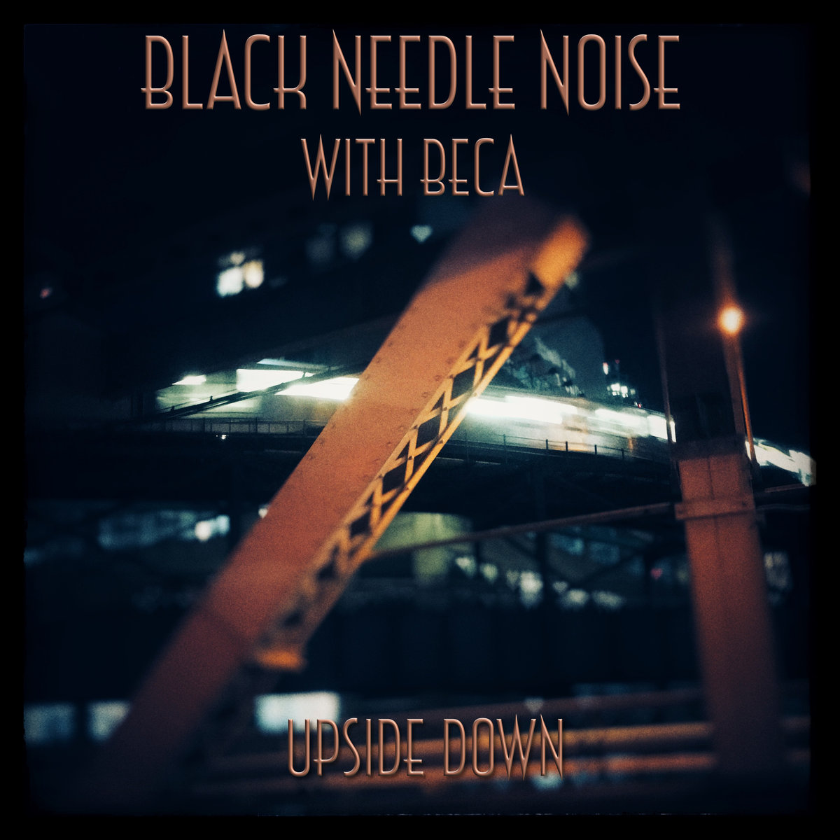 "Stereo Embers' TRACK OF THE DAY: ""Upside Down"" by Black Needle Noise (with Beca)"