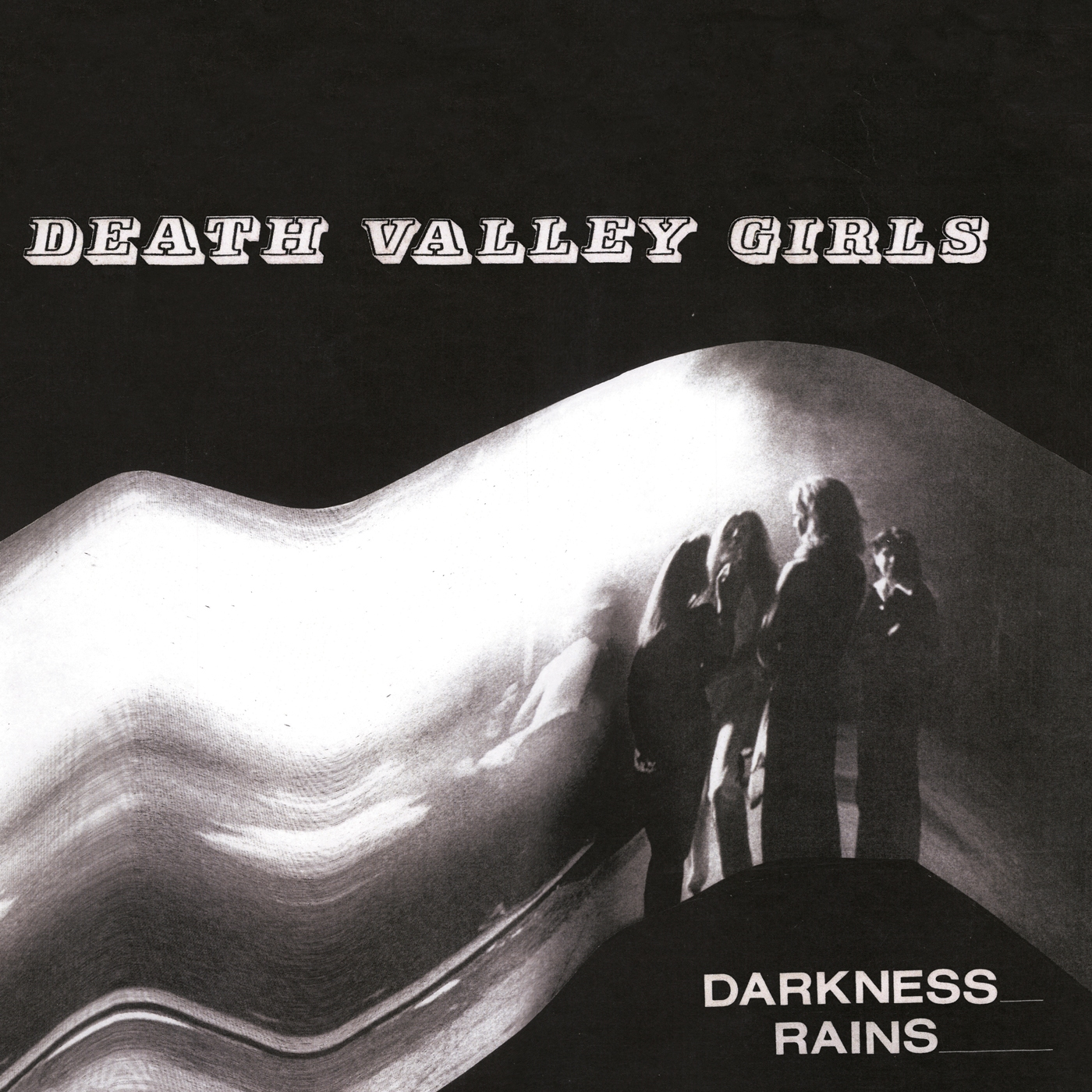 Time Travel And Sheer '70s Cool: Death Valley Girls' Darkness Rains