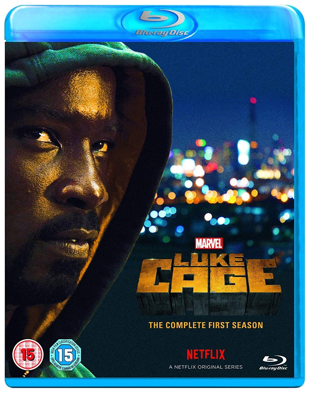"""""""Luke Cage"""" Cancelled By Netflix"""