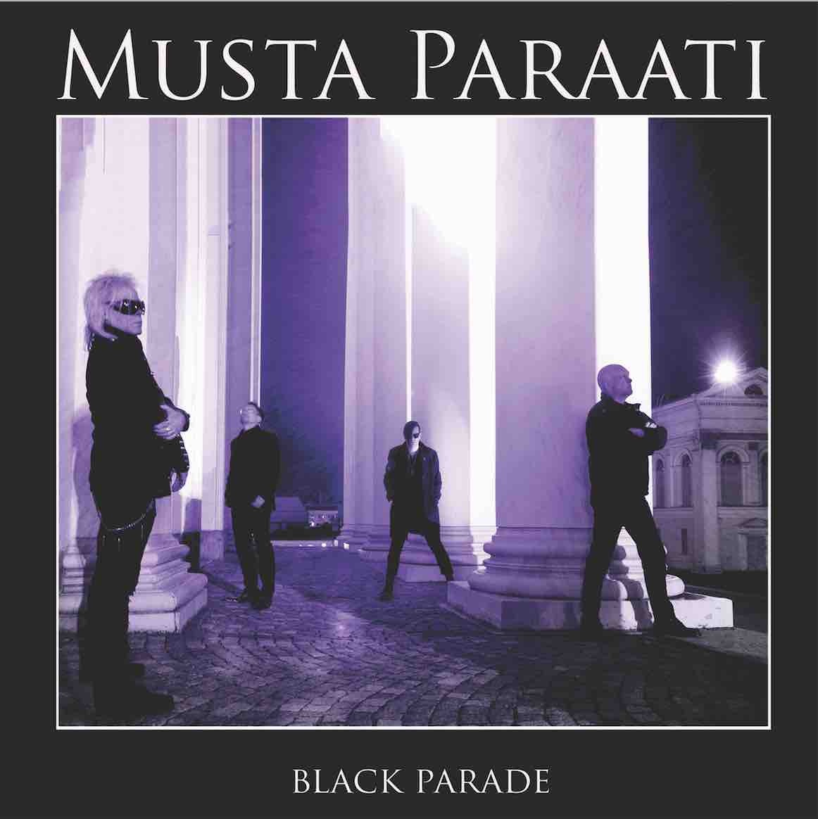 "Stereo Embers' TRACK OF THE DAY: Musta Paraati's ""The Leader"""