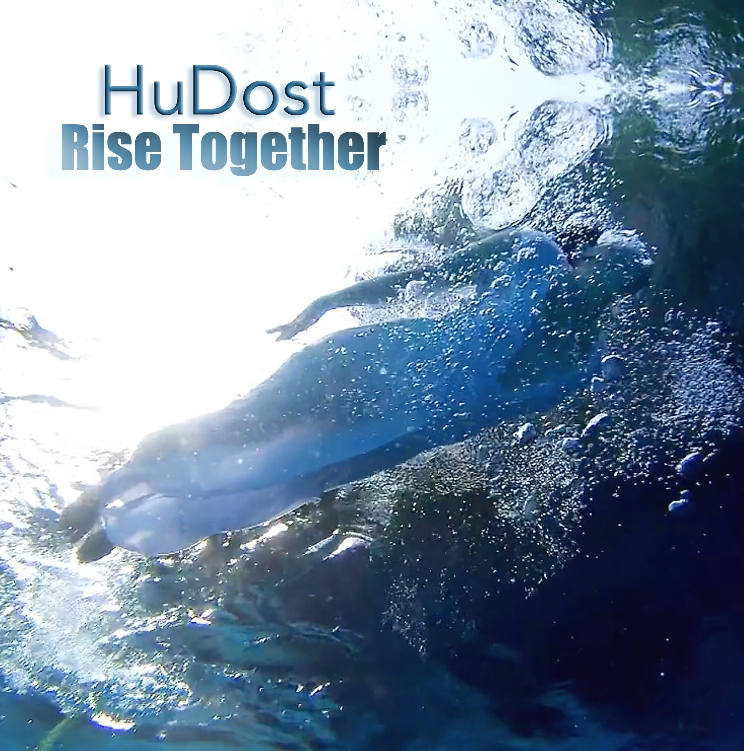 "Exclusive Song Premiere: HuDost's ""Rise Together"""