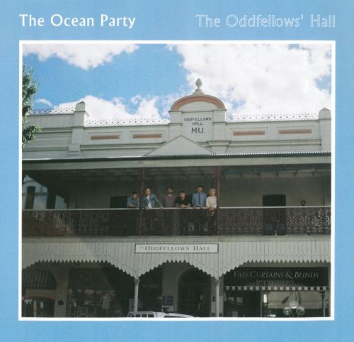 Stereo Embers' Album Premiere: The Ocean Party's The Oddfellows' Hall