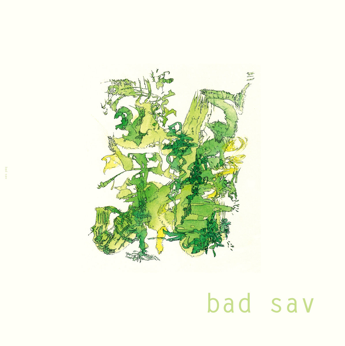 The Pentimento Effect, Dunedin Style – Bad Sav's Time Defying Self-Titled Debut