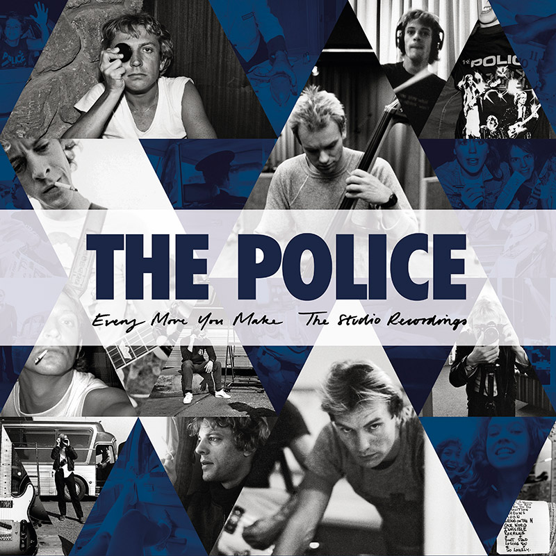 The Police Release Limited Edition Career-Spanning 6-Disc Box Set