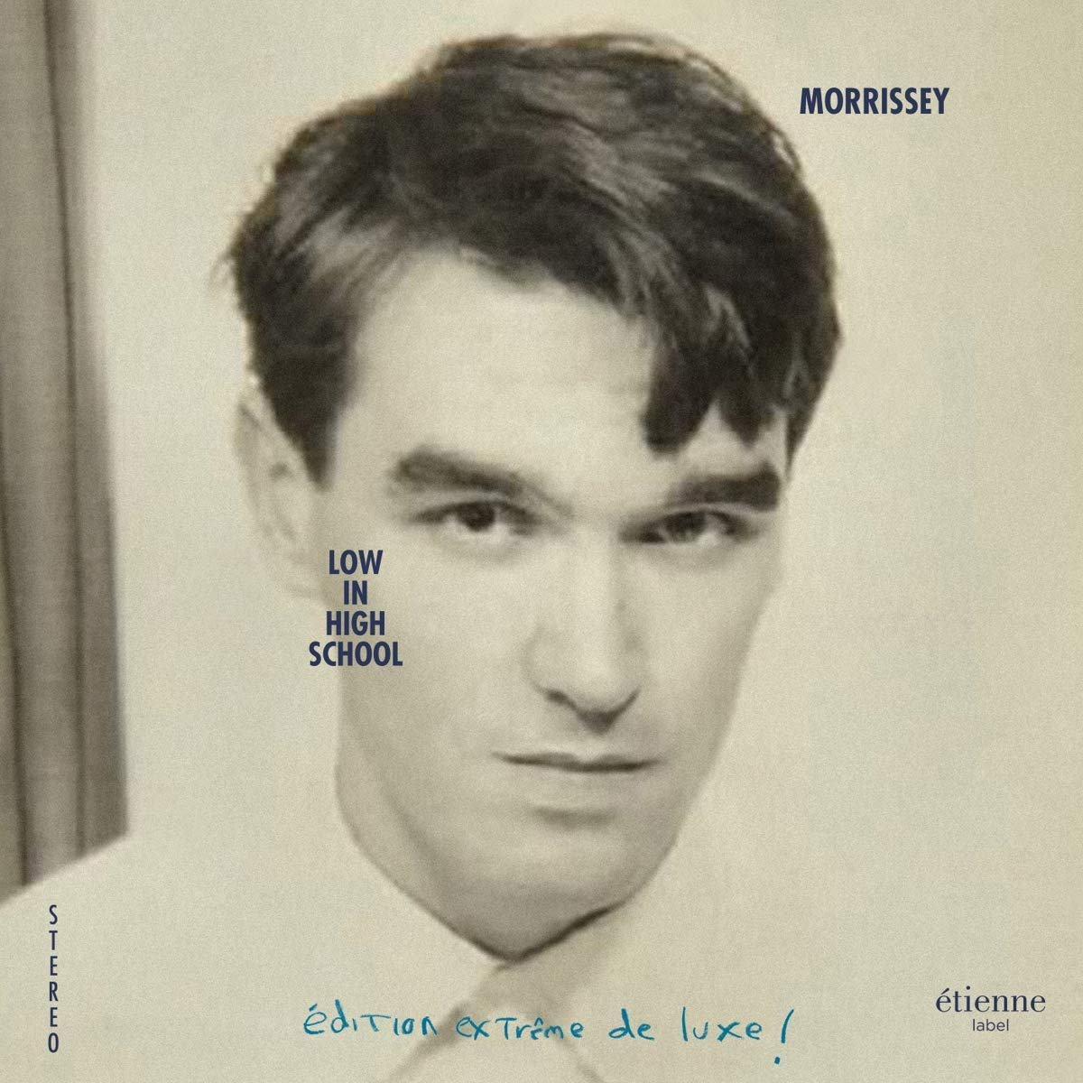 I Didn't Realize You Wrote Poetry: Morrissey To Release An Album Of Covers