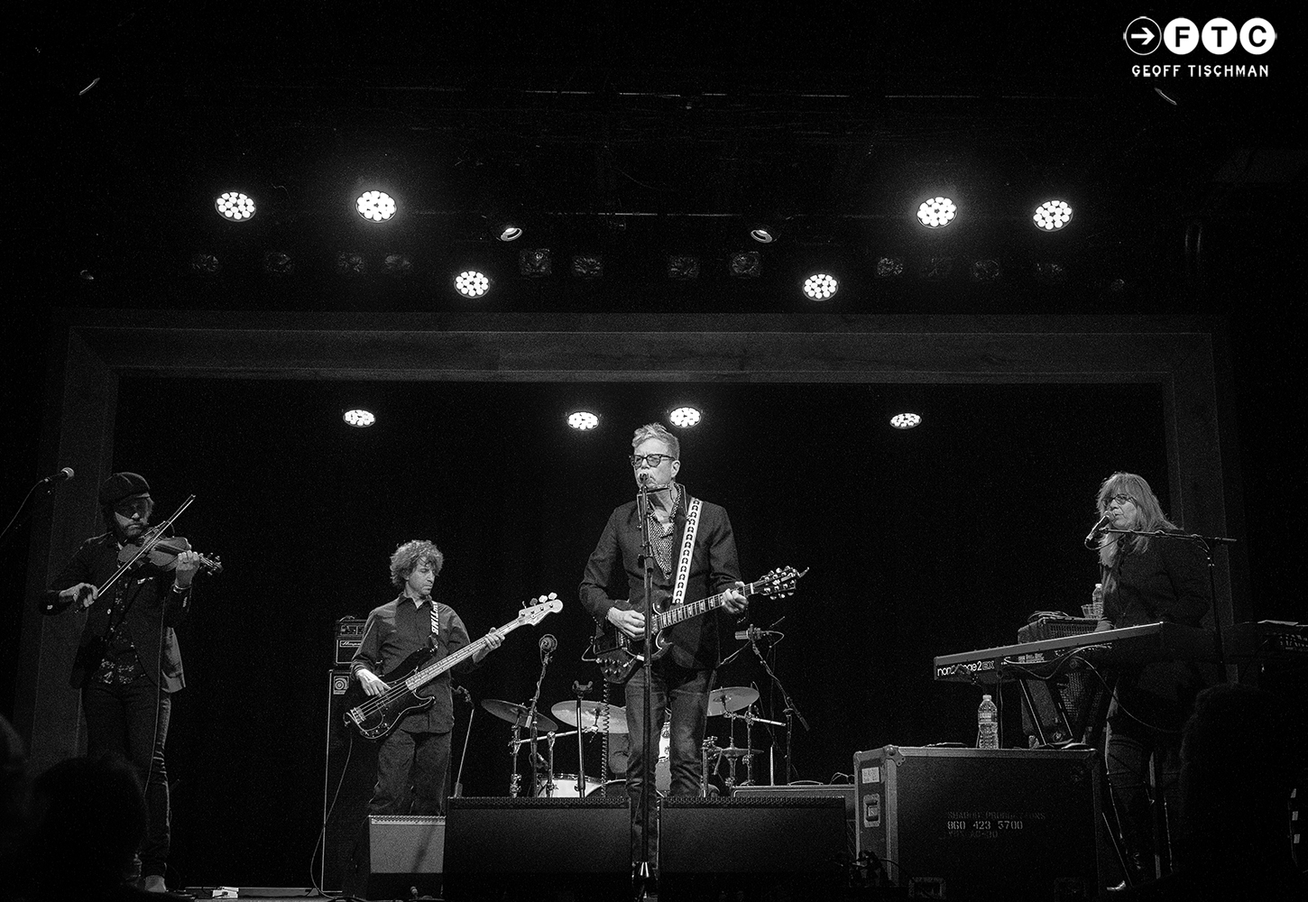 Melodic Heights Revisited: The Jayhawks Live At The FTC