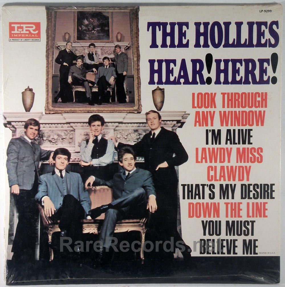 The Hollies' Eric Haydock Dead At 75