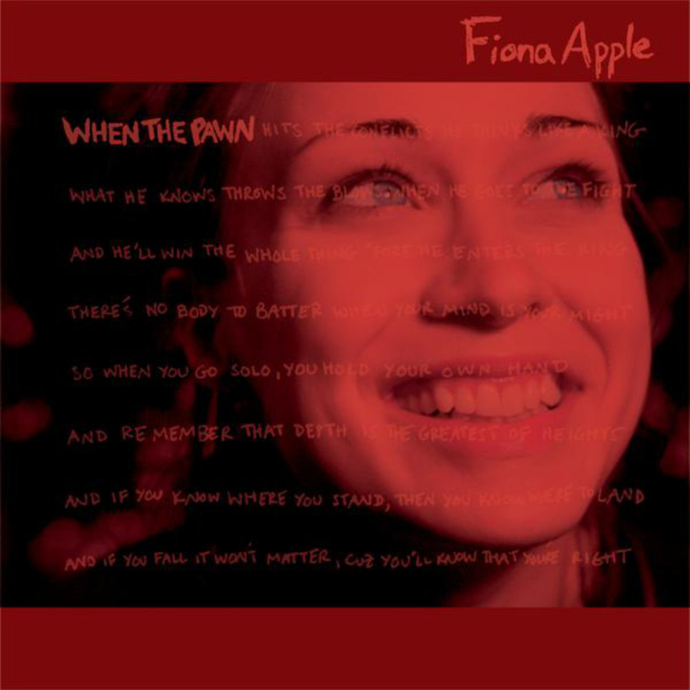 "Fiona Apple Teams Up With King Princess For A Take On ""I Know'"