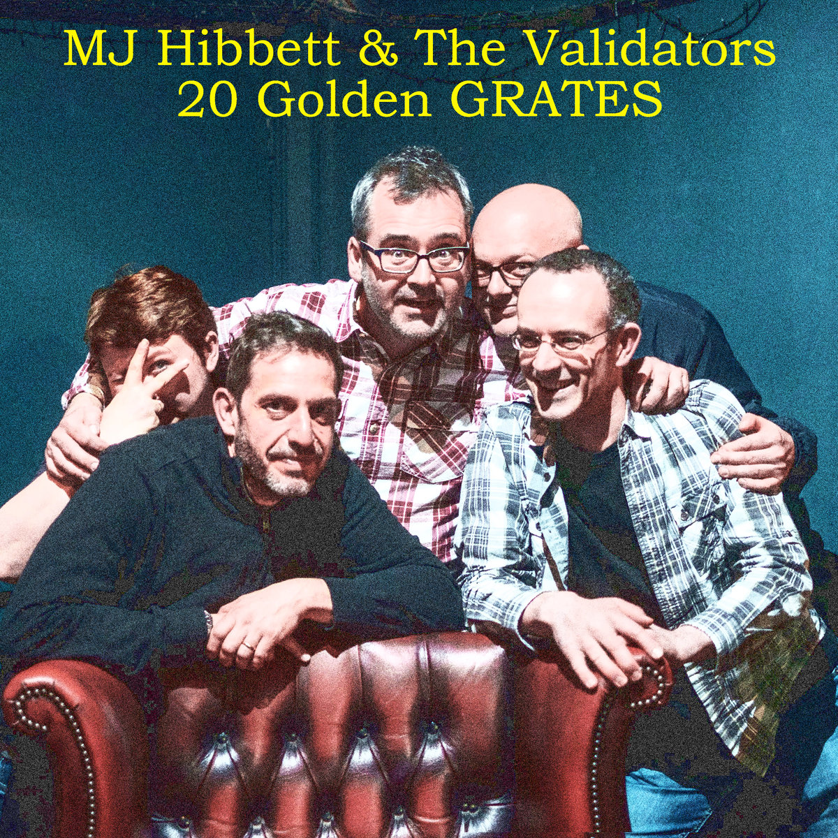 Charming Ramshackle Indie Rock Joy: MJ Hibbett & The Validators' 20 Golden GRATES