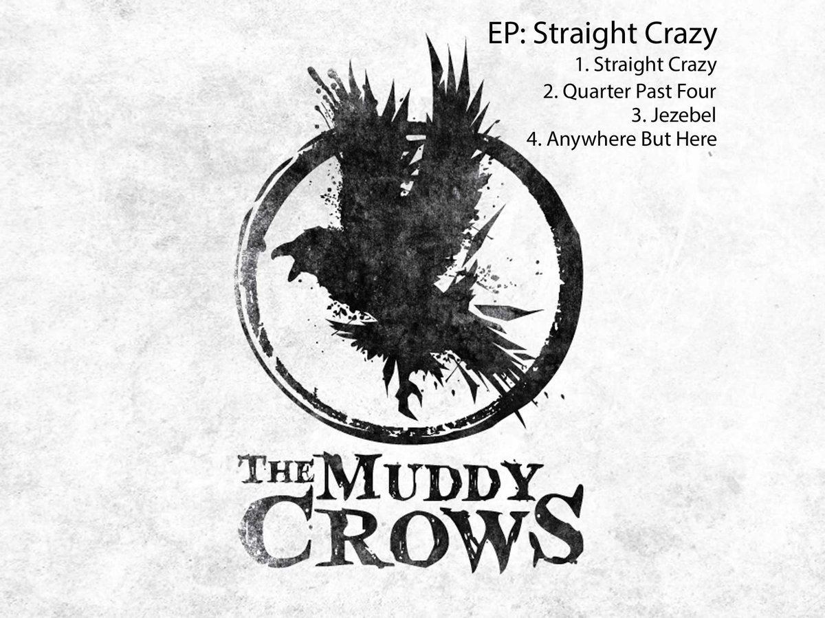 Harmony Takes Flight: The Muddy Crows' Straight Crazy