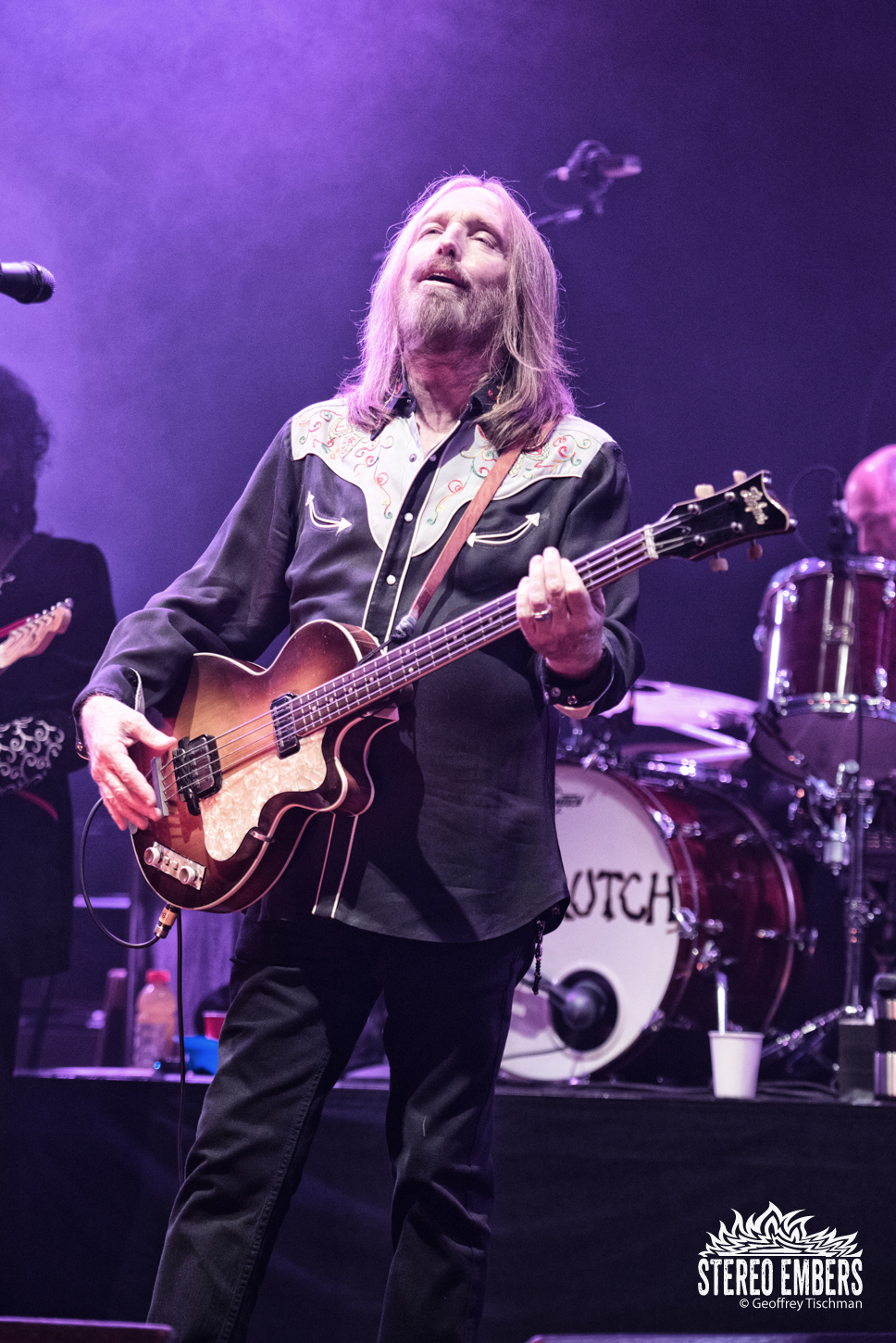 "Tom Petty's Unreleased Track ""For Real"" Debuts Today"