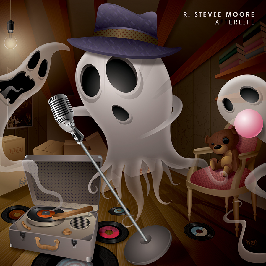 "Defying Pop's Accepted Laws of Gravity – R. Stevie Moore's Sparkling, Ruminative ""Afterlife"""