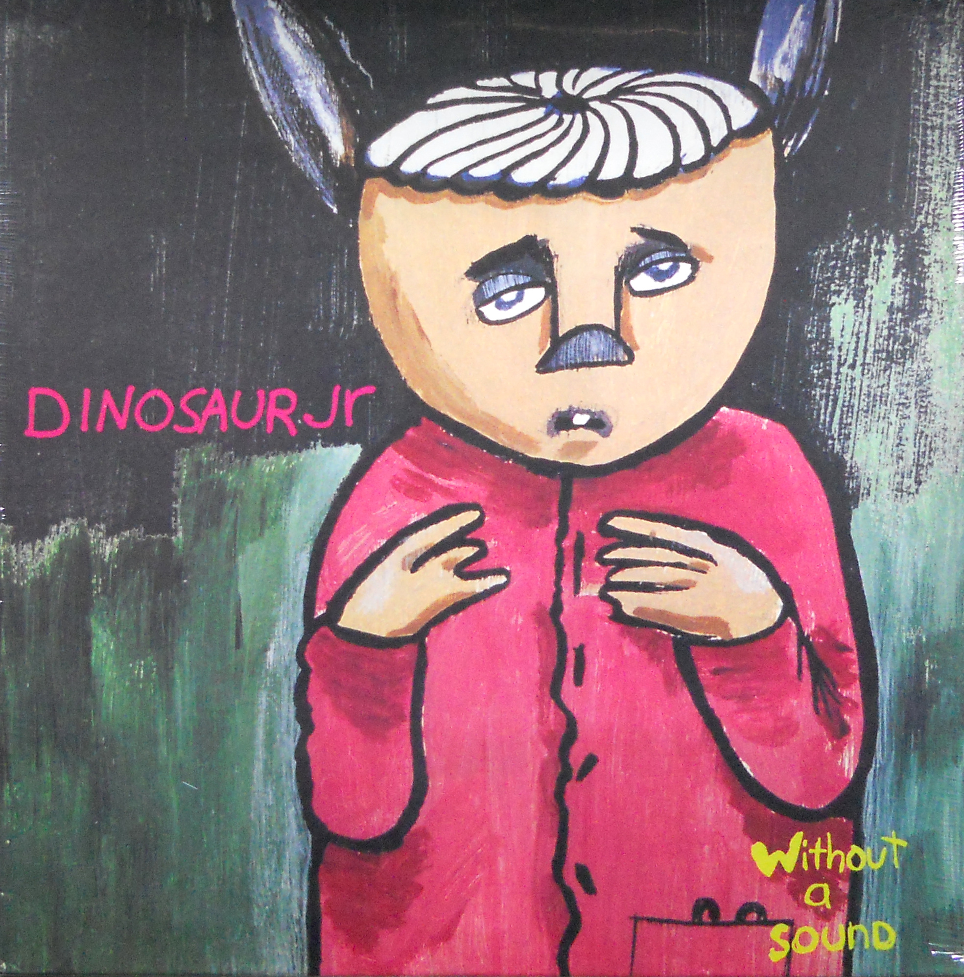 Unexplained Music Mystery: Dinosaur Jr. Track Goes Top 20 In Japan