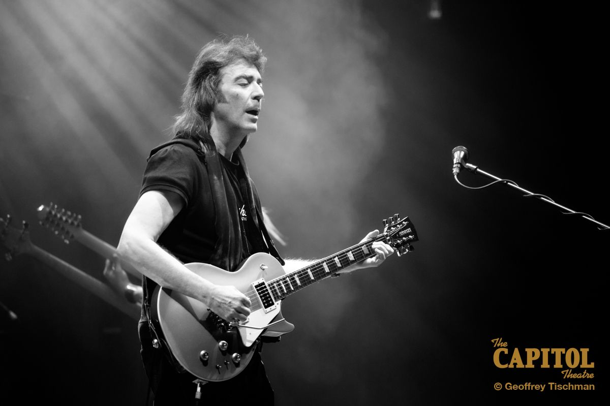 Steve Hackett To Appear On Stereo Embers: The Podcast