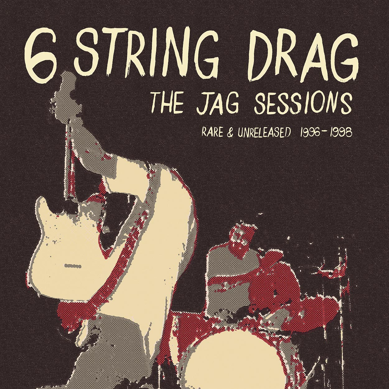 "Stereo Embers' TRACK OF THE DAY: Kenny Roby & 6 String Drag's ""Red"""