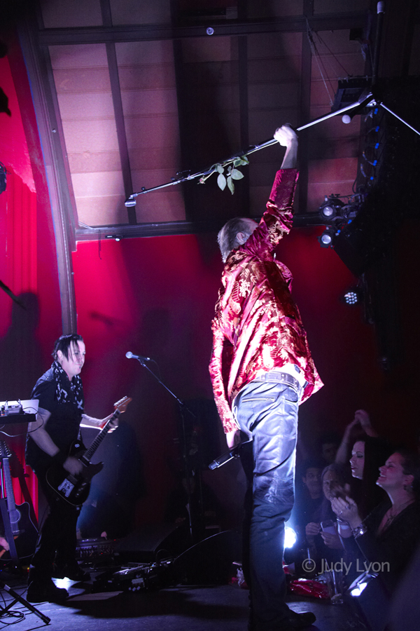 Goth Majesty Comes To San Francisco: Peter Murphy Live At The Chapel