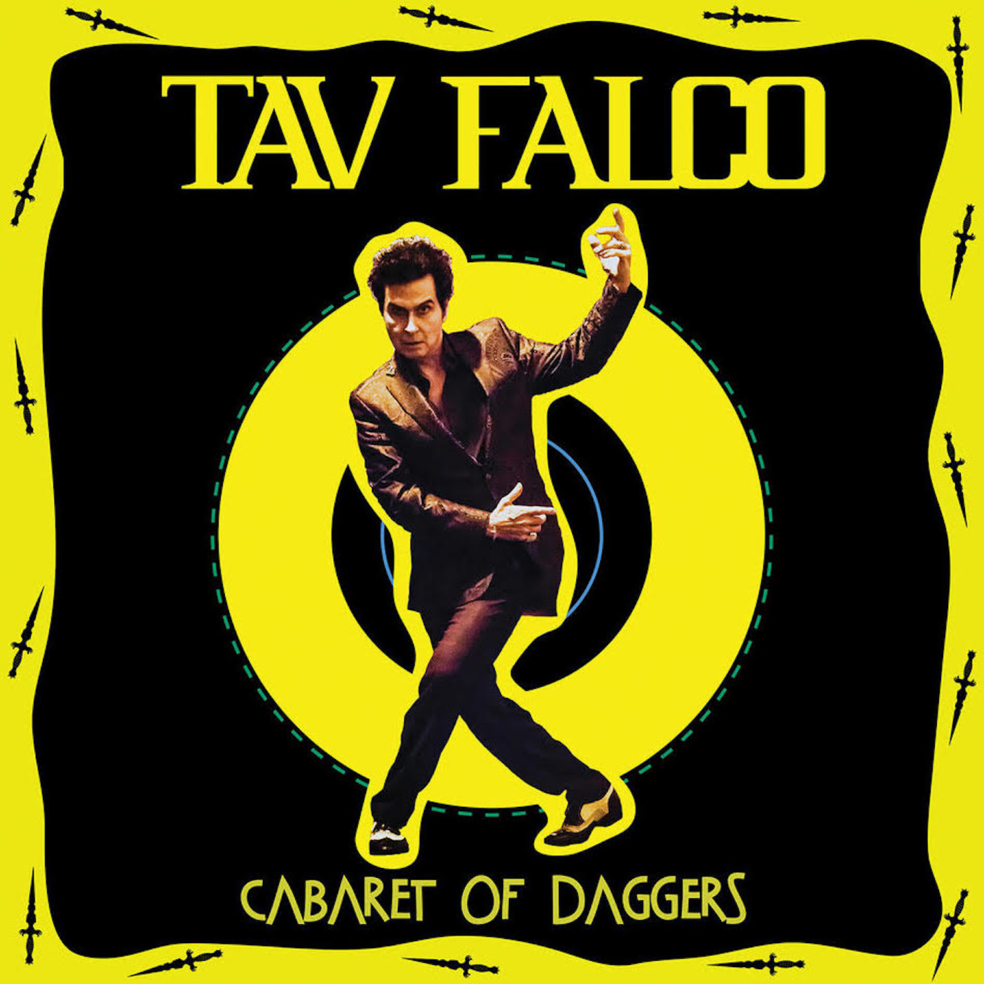 Tav Falco Announces U.S. Dates For His Cabaret Of Daggers: Panther Burns 40th Anniversary Howl! Tour