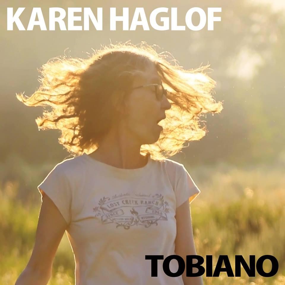 "That Twin Inside Her – Band of Susans guitarist Karen Haglof's Third Solo Album ""Tobiano"""