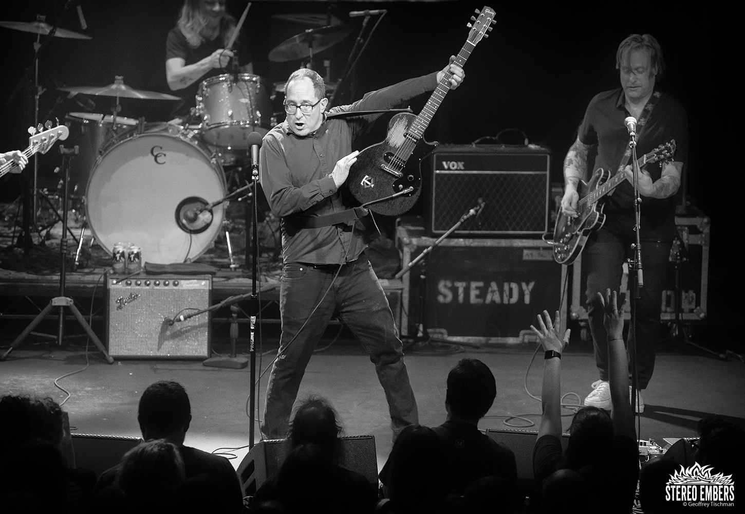 Staying Positive: The Hold Steady Live In New Jersey