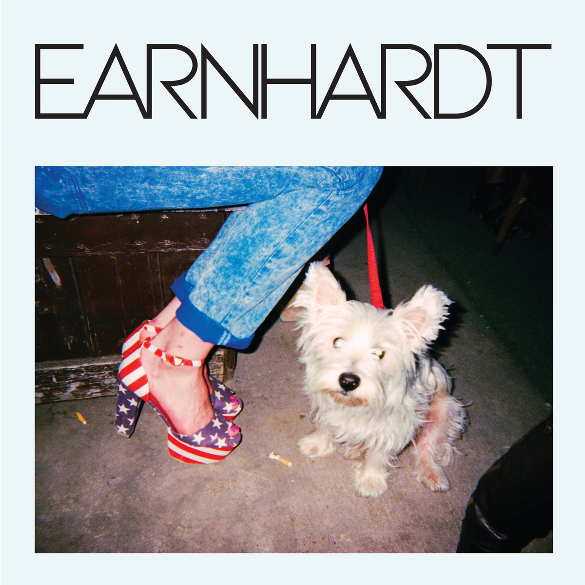 Americana Outfit Earnhardt Release Eponymous Album