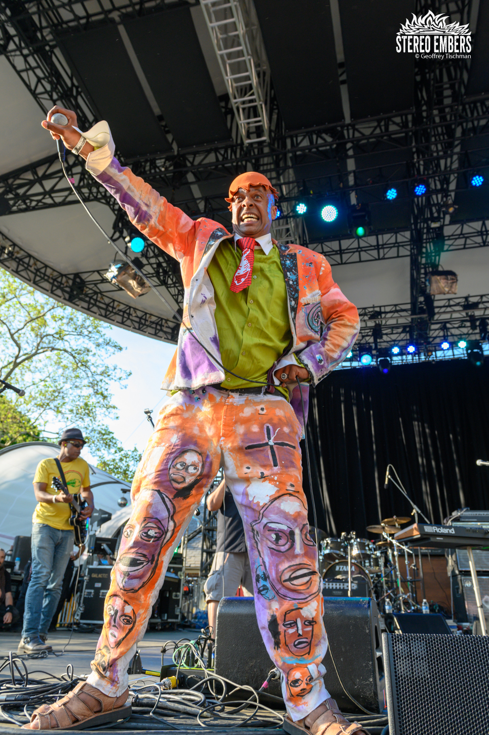 Truth And Soul: Fishbone Live In New York