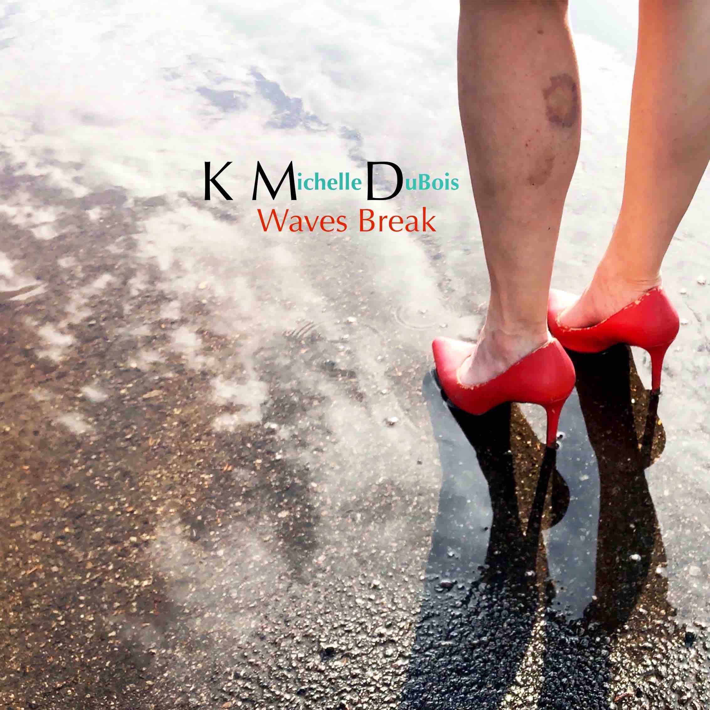 "Stereo Embers' TRACK OF THE DAY: K Michelle Dubois' ""Waves Break"""