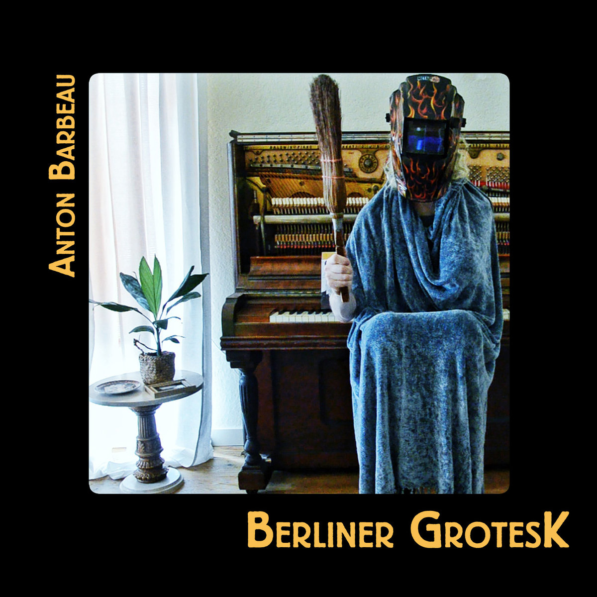 "Stereo Embers' TRACK OF THE DAY: Anton Barbeau's ""Berliner Grotesk"""