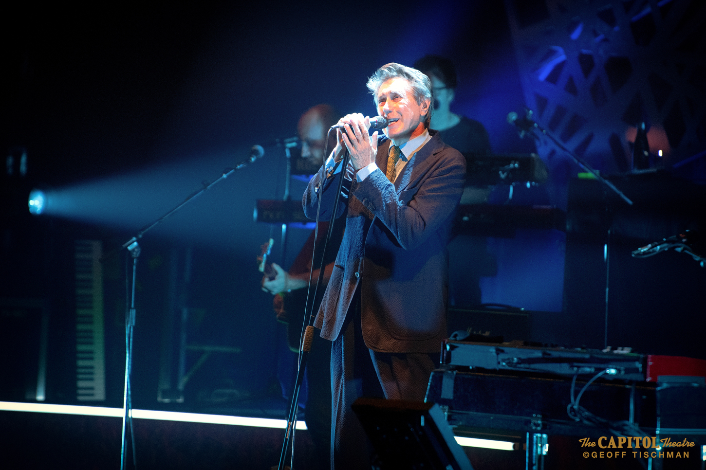 Bryan Ferry Live In New York: A Career Of Cool
