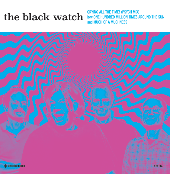 "Stereo Embers' TRACK OF THE DAY: the black watch's ""Much Of A Muchness"""