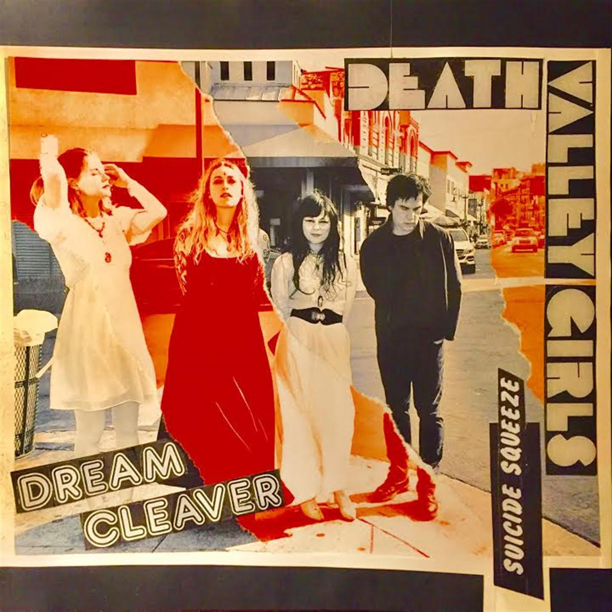 "Stereo Embers' TRACK OF THE DAY: Death Valley Girls' ""Dream Cleaver"""