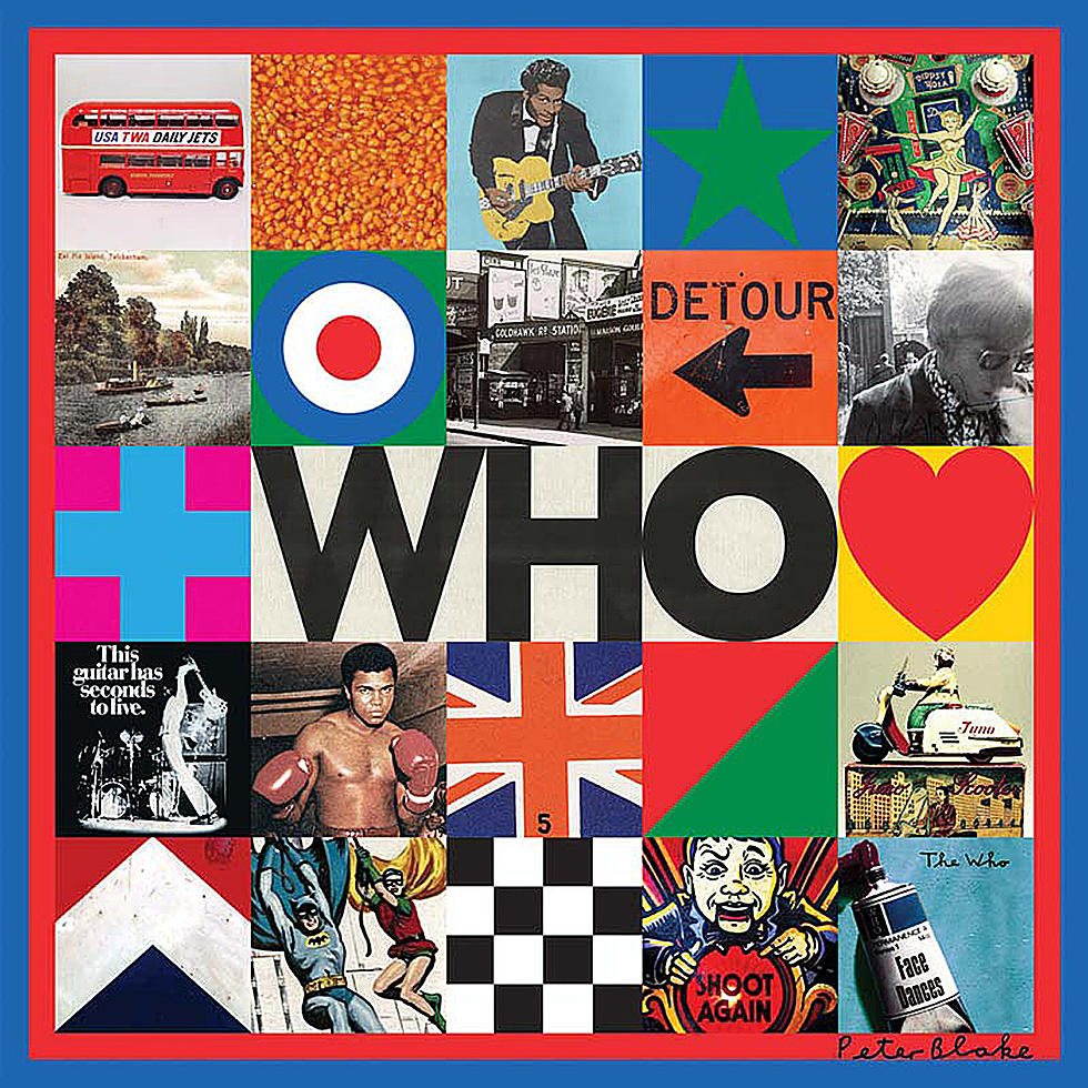 The Who To Release New Album In November