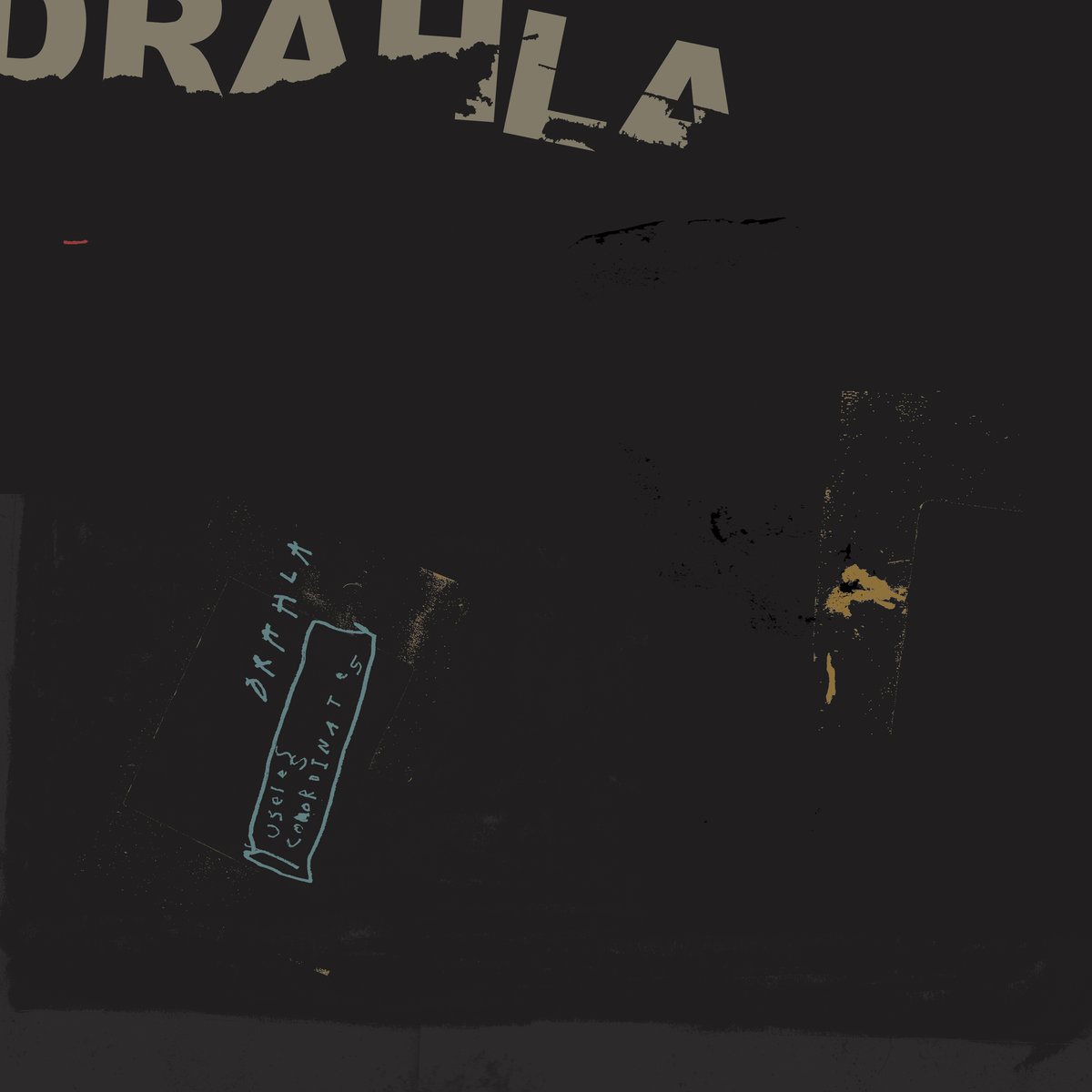 "Where the Future Leeds – Drahla's Incomparable Debut ""Useless Coordinates"""
