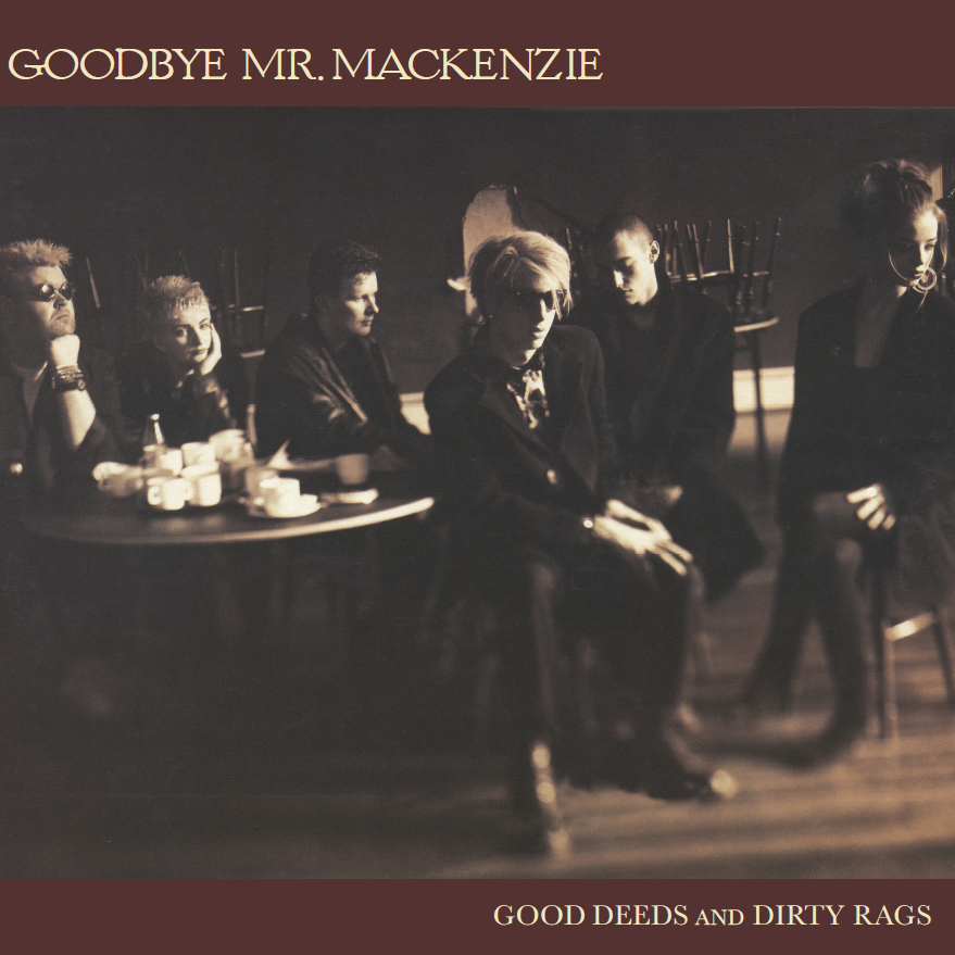 "Stereo Embers' TRACK OF THE DAY: Goodbye Mr.Mackenzie's ""The Rattler"" (feat. Shirley Manson)"