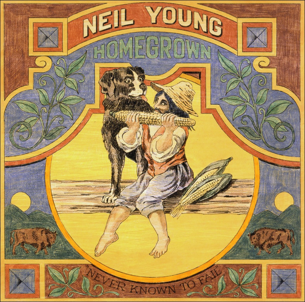 Neil Young's Homegrown Album To Finally Be Released