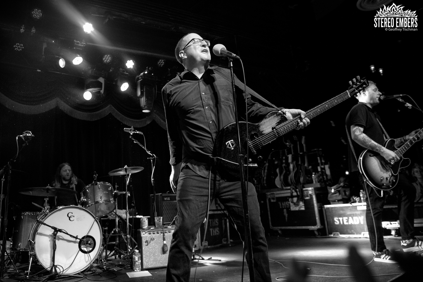 The Seismic Heights Of Massive Nights: The Hold Steady Live In Brooklyn