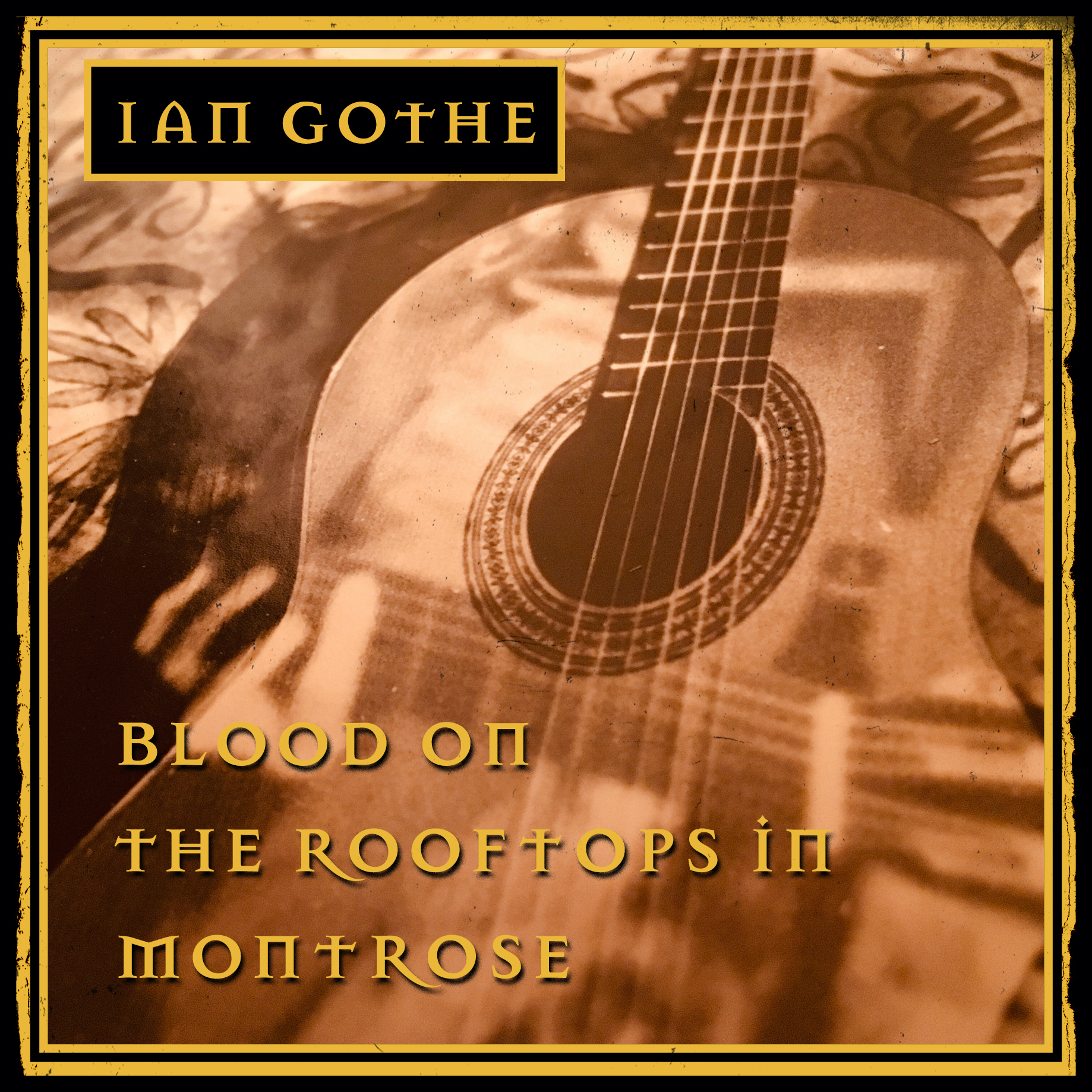 "Exclusive Premiere: Ian Gothe's ""Blood On the Rooftops In Montrose"""