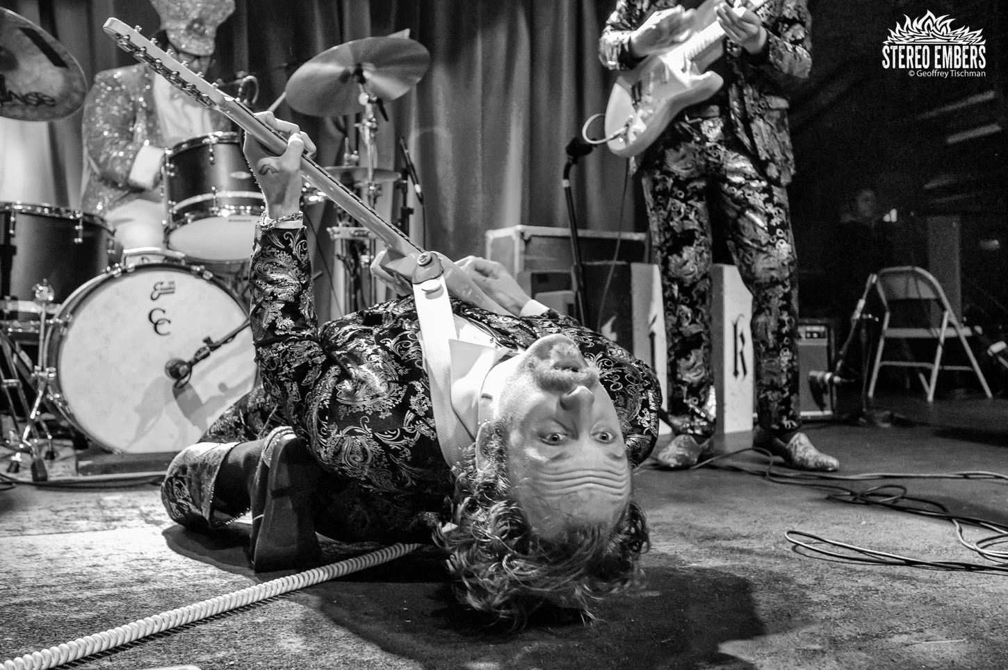 Divine Providence At Year's End: Deer Tick Live In Brooklyn