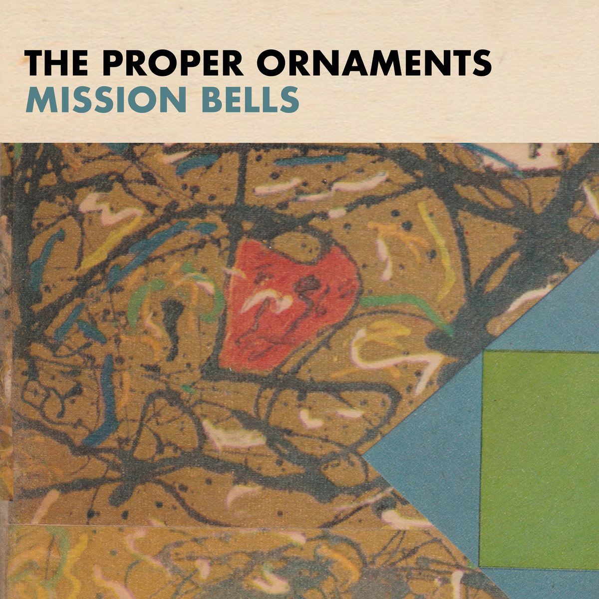 "Pop Music Made for the Fading of the Light – ""Mission Bells"" by The Proper Ornaments"