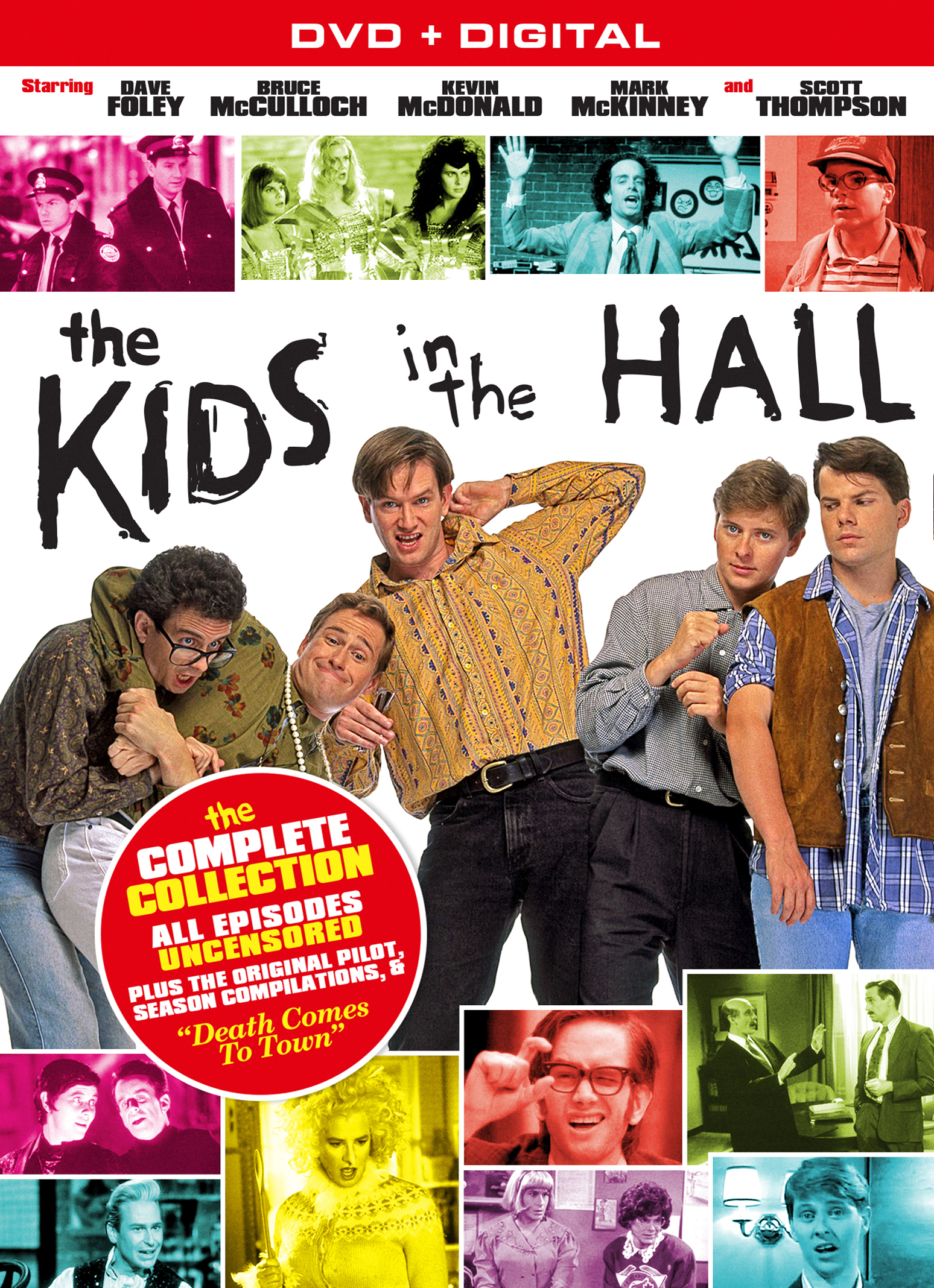 The Kids In The Hall Are Back With Eight New Episodes
