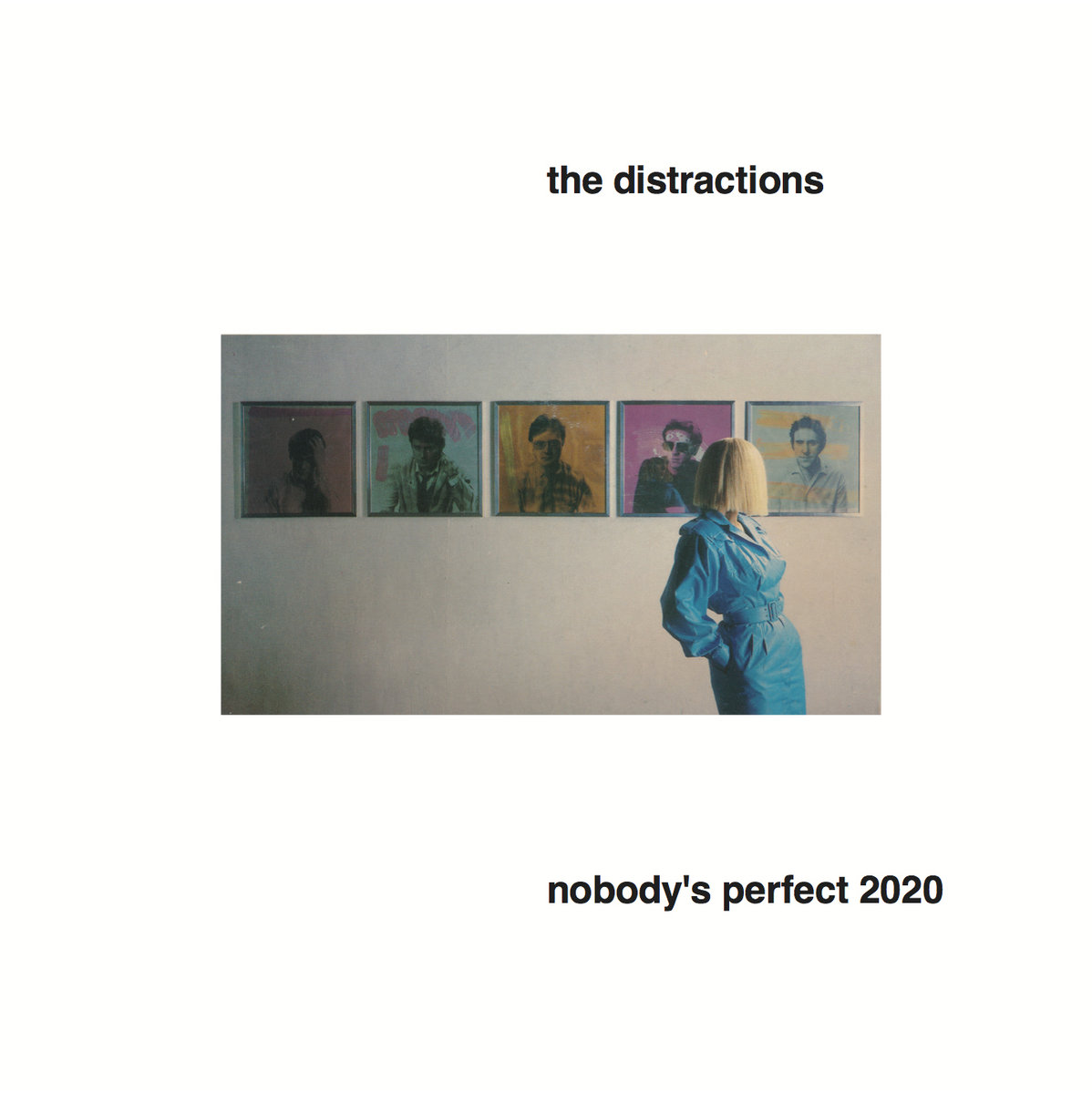 The Brave Little Glow That Wouldn't Go Out – A Few Words About The Distractions' 1980 Debut