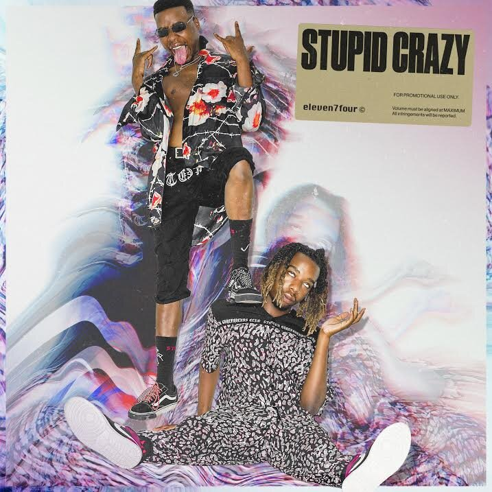 "New Crush: eleven7four's ""Stupid Crazy"""