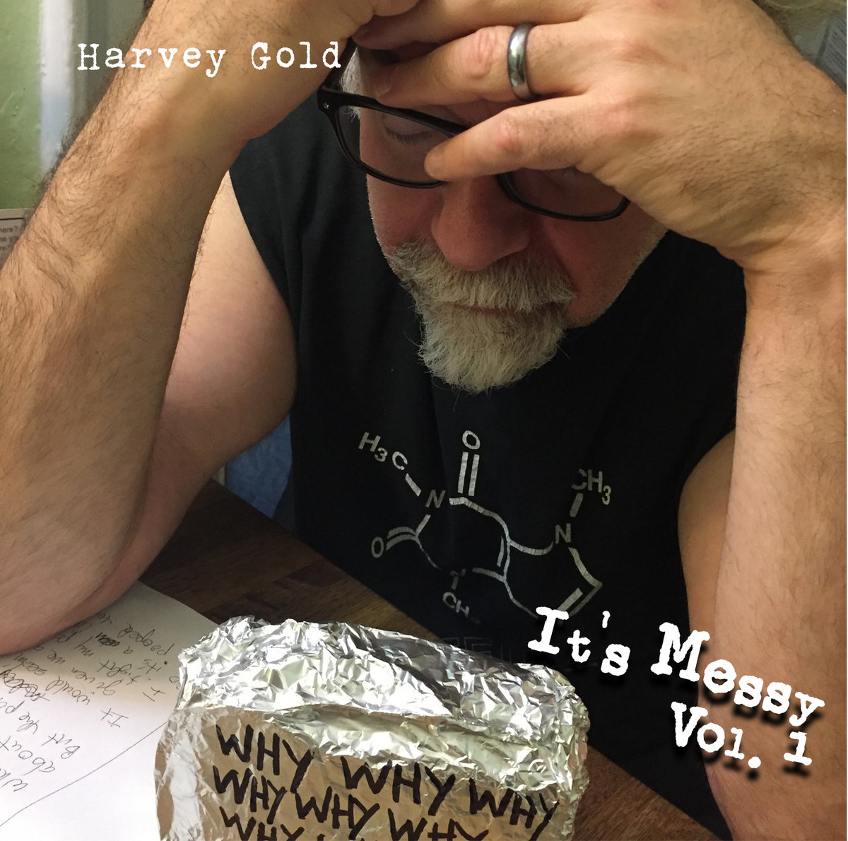"Harvey Gold, Complex Pop Engine, is Back with ""It's Messy Vol.1"""