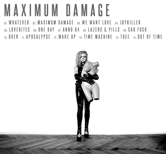 "Stinging, Seductive, Take-No-Prisoners Glory: Das Fluff's ""Maximum Damage"""