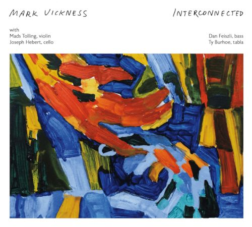 Composer/Guitarist Mark Vickness Returns With Intricate Instrumental Album